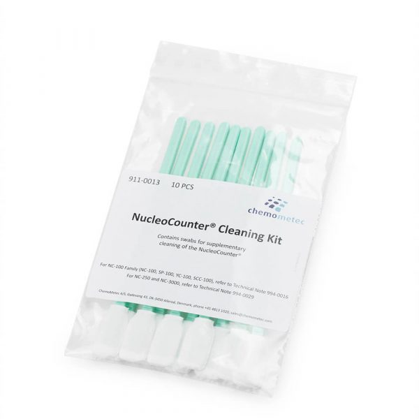 NucleoCounter® Cleaning Kit